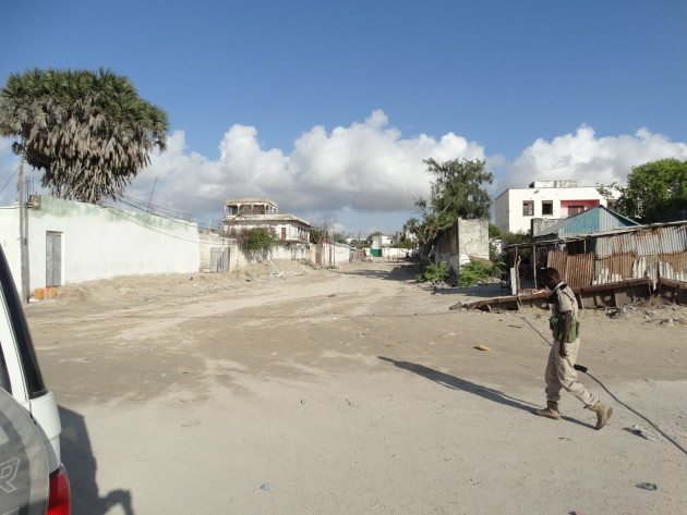 SOFREP Exclusive Interview With High-Ranking Somalian Police Officer