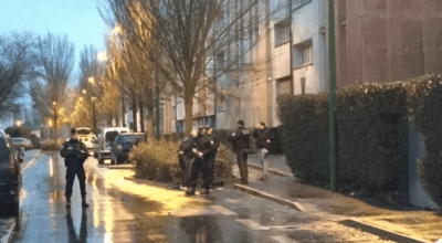 Alert, Police Raid in France for More Terror Suspects. Live Intel Stream