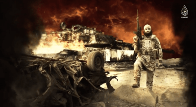 New ISIS Video Claims the Stage is Set for Armageddon