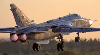 Head To Head: Turkish F-16C versus Russian Su-24M