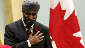 Meet Canada's New Sikh Warrior Cabinet Minister