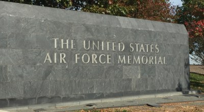 Veterans Day And The Air Force Memorial