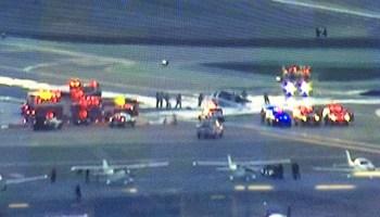 BREAKING: Helicopter Crash In Carlsbad, CA