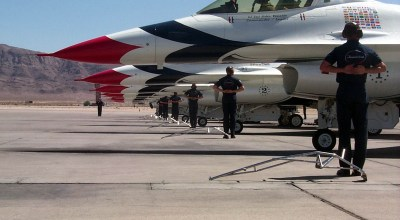 The Thunderbirds: A Day In The Life! (Part One)