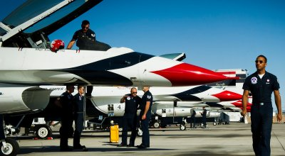 The Thunderbirds: A Day In The Life! (Part Two)