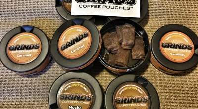 Grinds | A Healthy Alternative to Tobacco