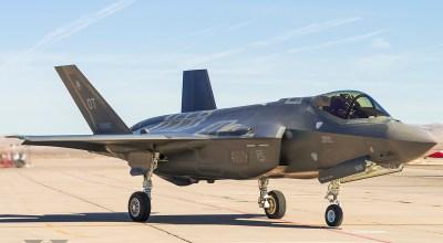 Milestone Tuesday: F-35 Lightning II First Flight