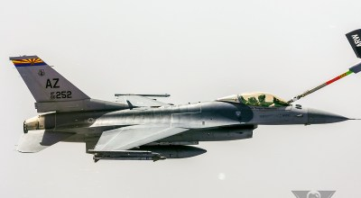 From The Cockpit: 162nd Fighter Wing F-16Ds