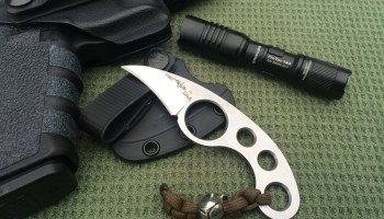 Concealed Carry: Emerson La Griffe Blade
