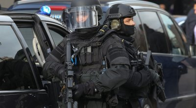 French Counterterrorism: BRI, RAID, and GIGN