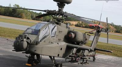 UPDATE: AH-64D Apache Crash