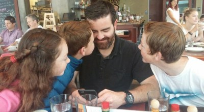 Navy SEAL, CEO, Dad: A Holiday Letter to My Kids