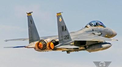 Milestone Friday: F-15E Strike Eagle First Flight!