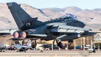 Burner Friday: Royal Air Force Tornado GR4
