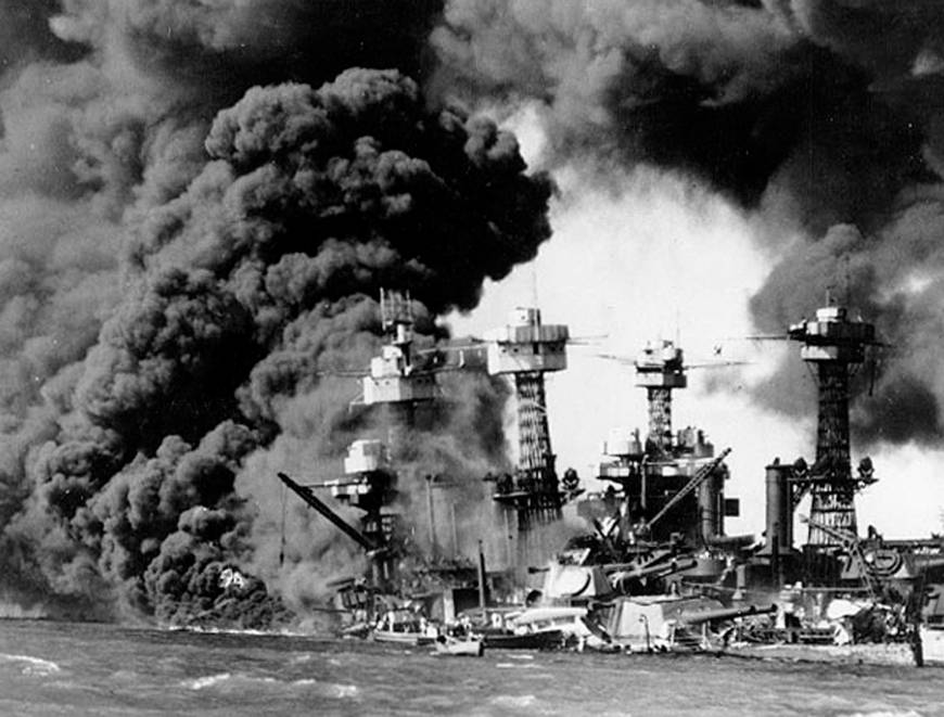 Have We Lost Our National Bearings Since Pearl Harbor?