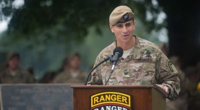 Army Rangers' Wild Partying Contributed to Commander's Reprimand, Report Says