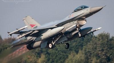 Burner Friday: Royal Norwegian AF F-16AM