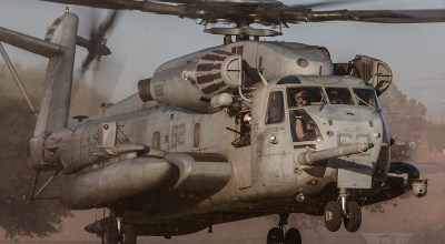 Two USMC CH-53E Helicopters Missing in Hawaii