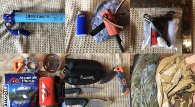Top 10 Overnight Hike Essentials