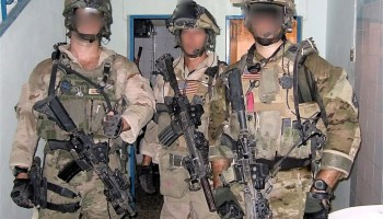 Delta Force Operators on the Ground for El Chapo Capture