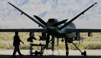 Air Force Facing Pressure from Frequent Drone Crashes