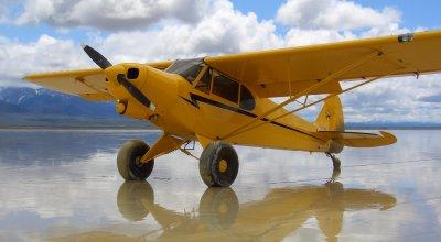 Intense Bush Pilot Landings In The Back Country!