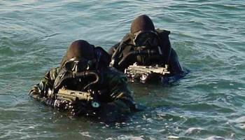 Navy SEAL War Games in Washington State