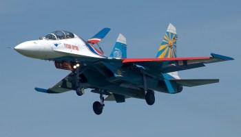Russian jet flies within 15 feet of U.S. plane