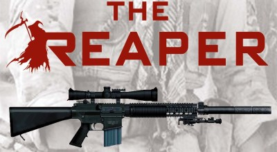 "SOFREP Q&A With ""The Reaper,"" Ranger Sniper Nick Irving"