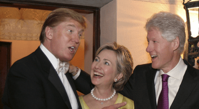 Are Clinton and Trump Too Powerful to Touch?