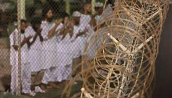 Guantanamo Being Emptied As Middle East Deteriorates