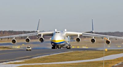 The End Of Antonov As We Know It?