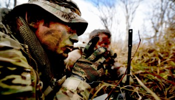 How I ended up naked on a concrete slab during special operations survival training (Pt.1)