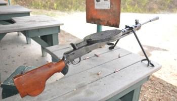 Arms of the Soviet Union: DP-28 Light Machine Gun