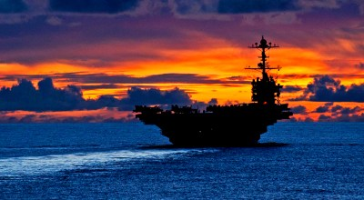 Is US Aircraft Carrier Supremacy A Thing Of The Past?