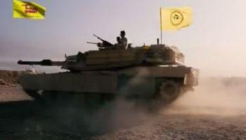 Watch: Iran-backed militia driving an M1 Abrams tank in Iraq