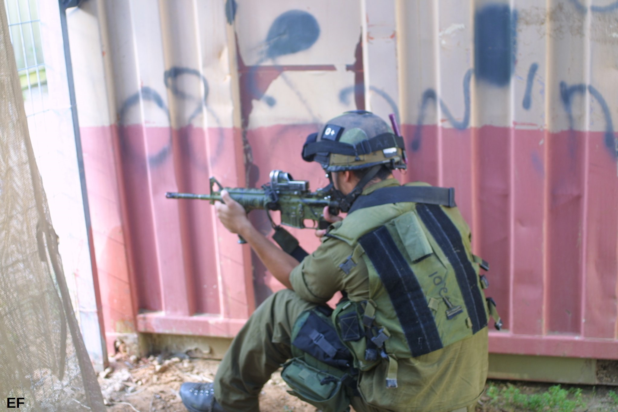 'You were all dead long ago': My first close-quarters combat training | SOFREP