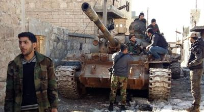 Syria conflict: Aleppo offensive threatens peace talks