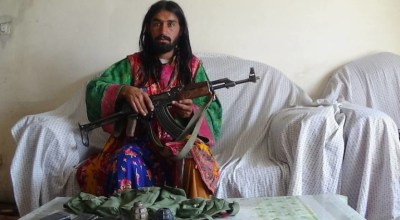 Afghan intel and Taliban spar over captured commander 'dressed like a woman'