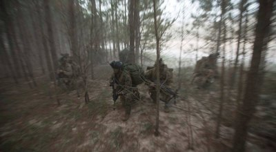 Sneak peek at Marine Raider assessment and selection