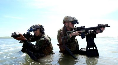 Celebrating 10 years of Marine Special Operations (MARSOC)