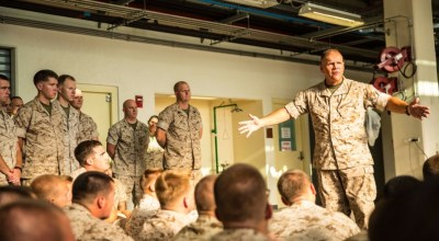 Q&A with Marine Commandant about Corps' future