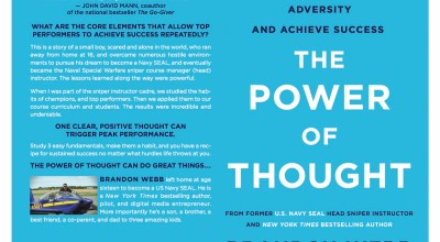 'The Power of Thought': Former Navy SEAL Brandon Webb reveals key to success