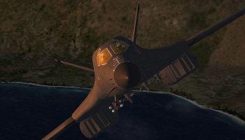 USAF Arsenal Plane Reappears At Air Warfare Symposium