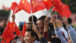 When your friends control your financial credit: China's new social credit system