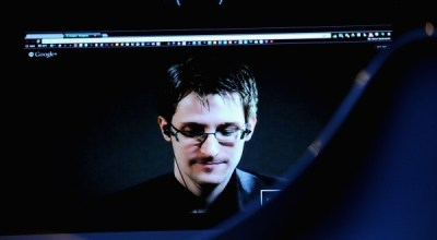 Secret US flight flew over Scottish airspace to capture Snowden