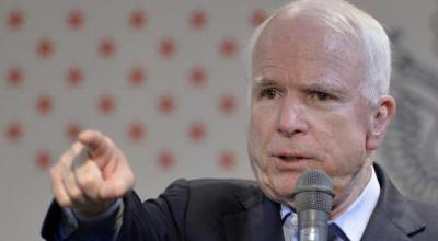 McCain slams support of waterboarding technique