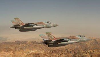 Rafael targets sensor opportunity on F-35I Adir