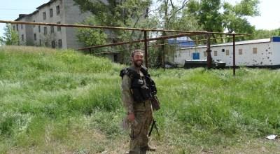 U.S. Army Combat Engineer abroad in Ukraine: A Bucket full of grenades (Pt. 1)