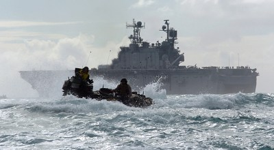 Marine Corps going back to amphibious roots